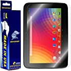 ArmorSuit MilitaryShield - Google Nexus 10 Screen Protector Shield + Lifetime Replacements