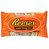 Reese's Peanut Butter Cups Miniatures, 12-Ounce Bags (Pack of 6)