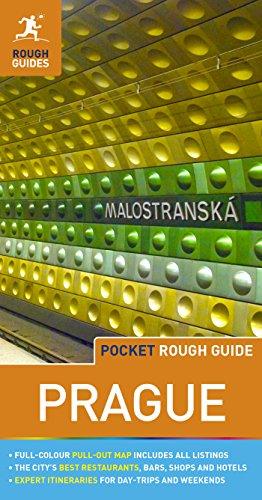 Pocket Rough Guide Prague (Pocket Rough Guides)