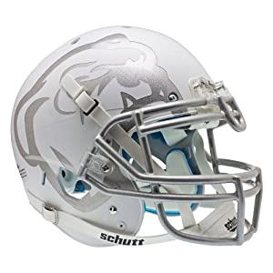 Mississippi State Bulldogs NCAA Authentic Air XP Full Size Helmet (Alternate White 1) by Schutt