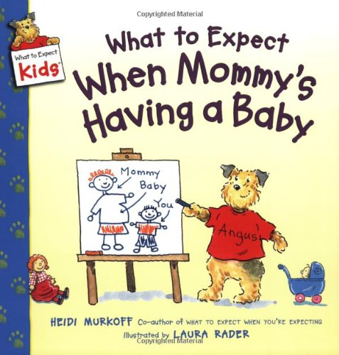 What To Expect When Mommy'S Having A Baby (What To Expect Kids) front-764870