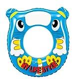 ヒオキ のぞける ウキワ(ブルー) 60×65cm
