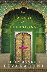 "Cover of ""The Palace of Illusions: A Nove..."