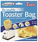 Seal-a-pack Re-usable Toaster Bag (Pa...