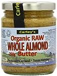 Carley's Organic Raw Almond Butter 25...