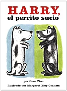 Harry el Perrito Sucio and more stories in Spanish and English