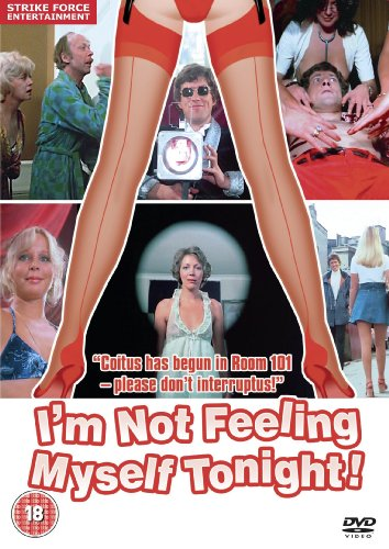 I'm Not Feeling Myself Tonight [DVD]