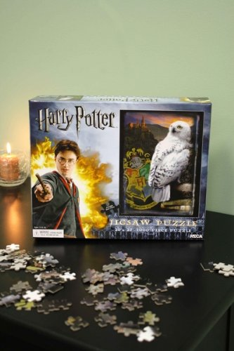 Cheap NECA HARRY POTTER HOGWARTS AND HEDWIG JIGSAW PUZZLE (1933000414)