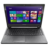Lenovo G50-70 PC Portable 15'' Noir (Intel Core i3, 4 Go de RAM, Disque dur 1To, Windows 8.1)