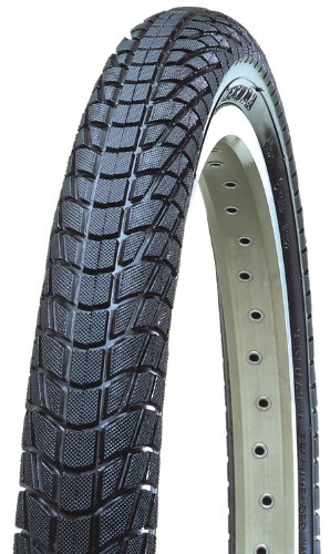 Kenda Kontact Wire Bead Bicycle Tire, Blackskin, 18-Inch x 2.0-Inch