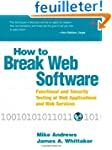 How to Break Web Software: Functional...