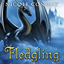 Fledgling: The Dragonrider Chronicles, Book 1 Audiobook by Nicole Conway Narrated by Jesse Einstein