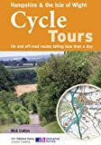 Hampshire & the Isle of Wight Cycle Tours: On and Off-road Routes Taking Less Than a Day