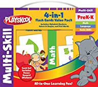 Playskool Flash Cards Value Pack – Al…