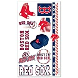 MLB Boston Red Sox Temporary Tattoos at Amazon.com