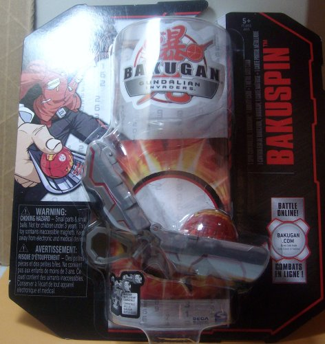 Bakugan Bakuspin Gundalian Invaders NEW SEASON 3 {COREDEM } Pyrus random G power & DNA Code{NEW IN PACKAGE } - 1