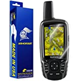 ArmorSuit MilitaryShield - Garmin GPSMAP 62 Screen Protector Shield + Lifetime Replacements