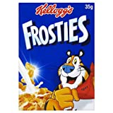 Kellogg's Frosties 35g - Pack of 40