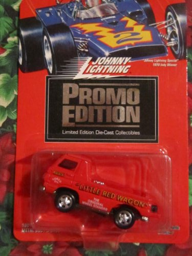 Johnny Lightning 1996 Promo Edition Little Red Wagon