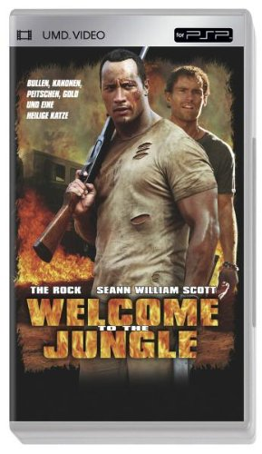 Welcome to the Jungle [UMD Universal Media Disc]
