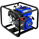 DuroMax XP904WP 4-Inch Intake 9 HP OHV 4-Cycle 427 GPM Gas Powered Portable Water Pump