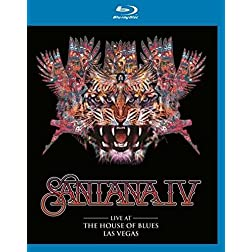 Live at the House of Blues Las Vegas [Blu-ray]