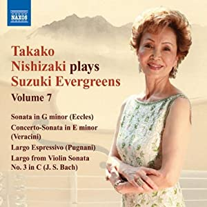 V 7: Takako Nishizaki Plays Su