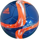 adidas(アディダス) サッカーボール コネクト15 キッズ AF4002B メタリックブルー 4号球