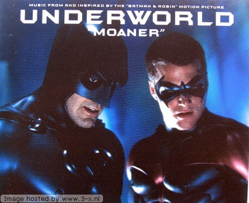 Underworld - Moaner - Zortam Music