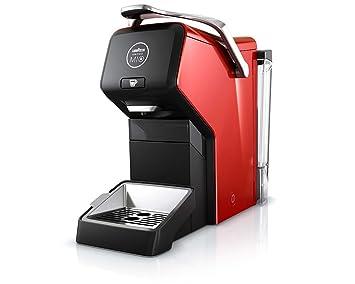 Lavazza Lm3150 Re Espria Milk Mit Milchschäumer Rot De110