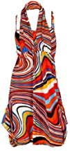 NY Deal Womens Two Pieces Halter Dress
