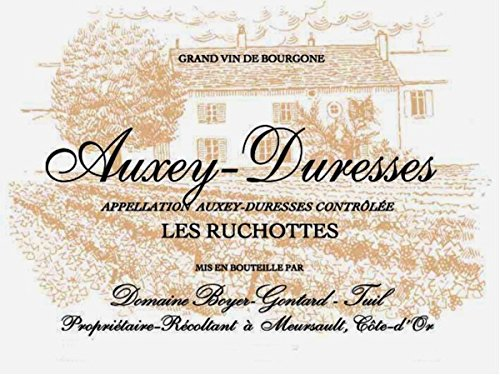 2011 Domaine Boyer-Gontard: Auxey-Duresses Les Ruchottes 750 Ml