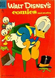 Walt Disney's Comics and Stories No. 200 Cover Art Poster