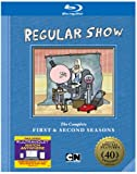 Regular Show: Season 1 & Season 2 [Blu-ray]