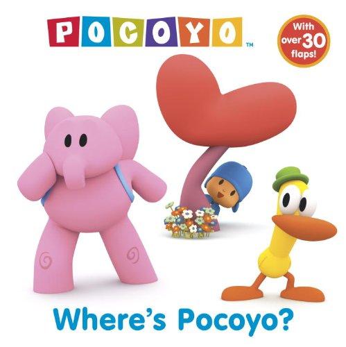 Where\'s Pocoyo? (Pocoyo) (Pictureback with Flaps)