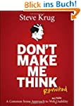 { { [ DON'T MAKE ME THINK, REVISITED:...