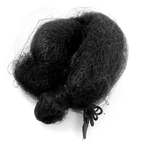 20M x 6M Wide Garden Anti Bird Netting Nylon Knotted Mist Net Black