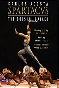 The Bolshoi Ballet: Spartacus [Blu-ray]