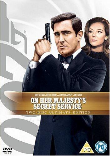 On Her Majesty's Secret Service [DVD]
