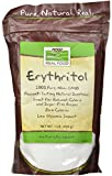 NOW FOODS Erythritol Natural Sweetener Now Foods 1 lbs Granual