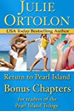 Return to Pearl Island, Bonus Chapters (Pearl Island Trilogy)