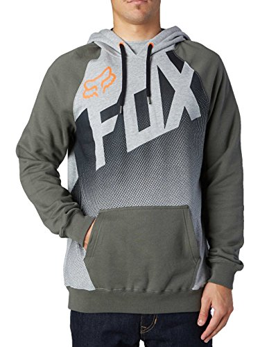 Fox T-Shirt da uomo Instant Short Sleeve Tee, Uomo, T-shirt InstantShort SleeveTee, grigio, XL