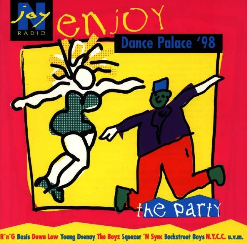 Backstreet Boyz, 'N Sync, Take 5, Tank, Music Instructor, R'n'G.. (Njoy Tank compare prices)