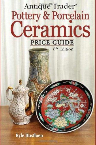 Antique Trader Pottery & Porcelain Ceramics Price Guide PDF