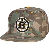 NHL Mitchell & Ness Camo Star Snapback Hat