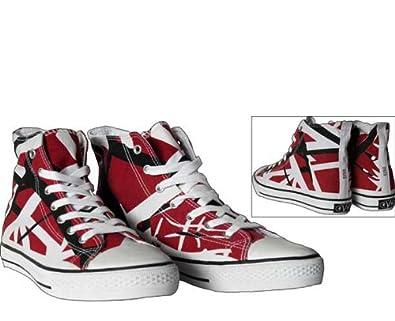 Eddie Van Halen Frankenstein Shoes