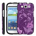 [ManiaHead] Design Hard Case Shell Cover Snap On Case (Purple Dream) for Samsung Galaxy S3 S 3 i9300