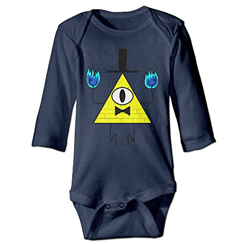 DW Baby Infant Toddler US Animated TV Series Long Sleeve Climb Clothes Romper (Animated Hex)