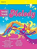 img - for Ten to Teach Melody book / textbook / text book