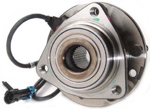 Prime Choice Auto Parts HB613126 New Front Hub